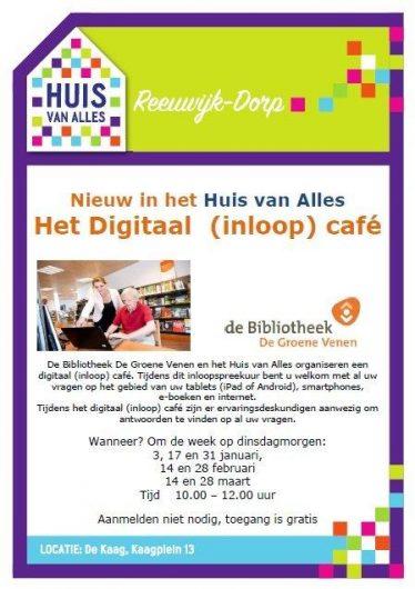 Nieuw het digitaal inloop caf in huis van alles for Huis digitaal